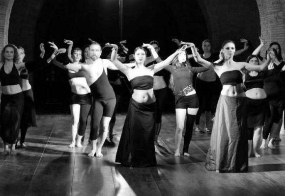 DOMP  Seminari di Danza Orientale Contemporanea e d'Improvvisazione