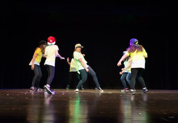 Hip Hop Junior e Gioco Hip Hop